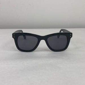 KOMONO Allen Glossy Black Sunglasses (NEW) 🕶